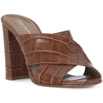 Chaussures Femme Sandales et Nu-pieds Priv Lab CUOIO KAIMAN Marrone