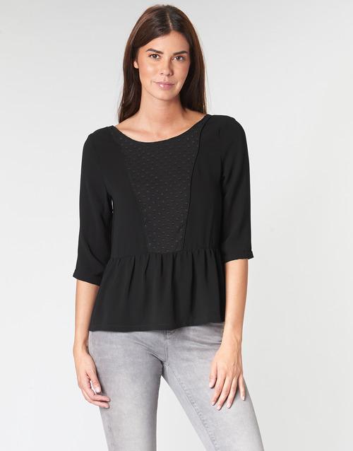 Vêtements Femme Tops / Blouses Betty London LADY Noir