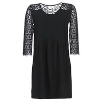 Vêtements Femme Robes courtes Betty London LUUNA Noir