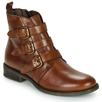 Chaussures Femme Boots Betty London LENA Cognac