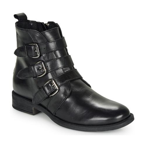 Chaussures Femme Boots Betty London LENA Noir