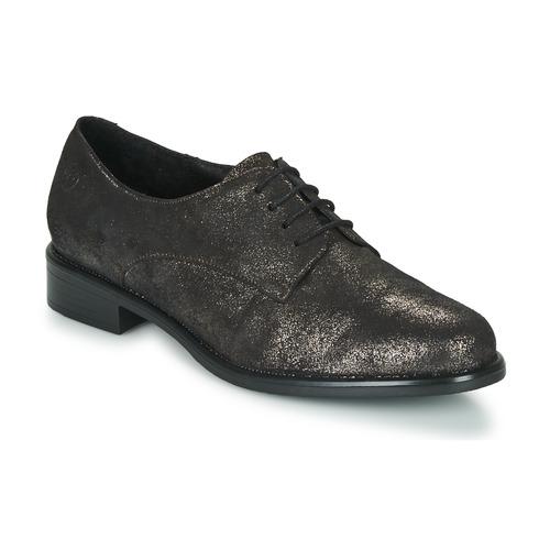 Chaussures Femme Derbies Betty London CAXO Noir