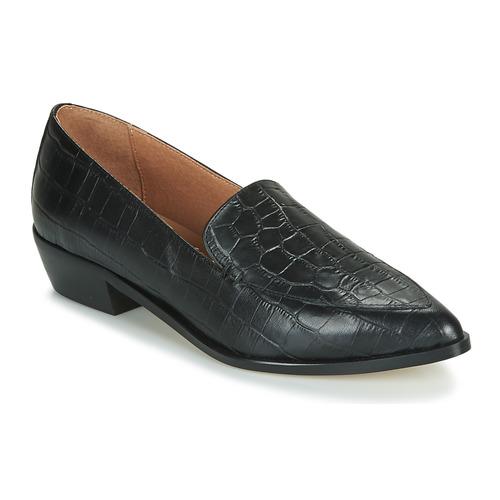 Chaussures Femme Mocassins Betty London LETTIE Noir