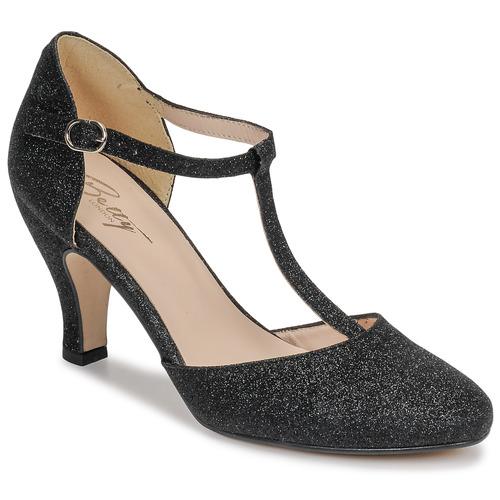Chaussures Femme Escarpins Betty London EPINATE Noir