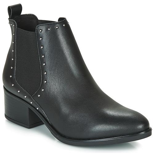 Chaussures Femme Boots Betty London LORYE Noir
