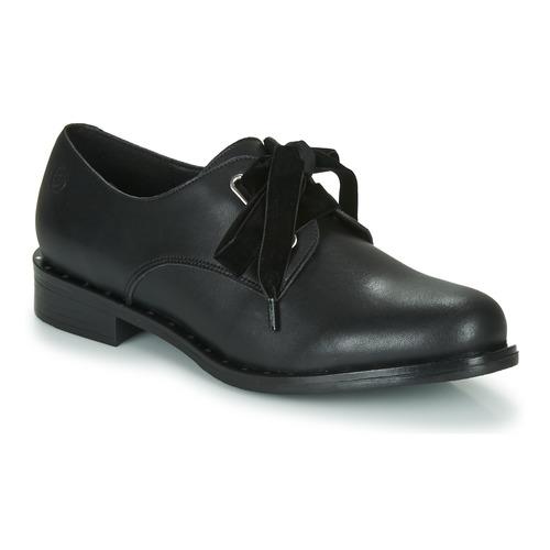 Chaussures Femme Derbies Betty London LUANN Noir