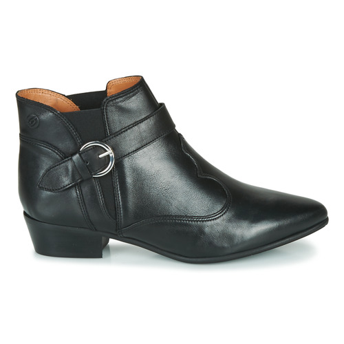 London Femme Lydwine Boots Noir Betty wmNnv80