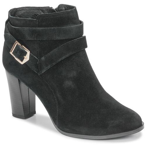 Chaussures Femme Bottines Betty London LIESE Noir