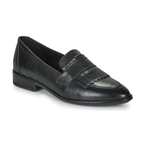 Chaussures Femme Mocassins Betty London LATUFA Noir