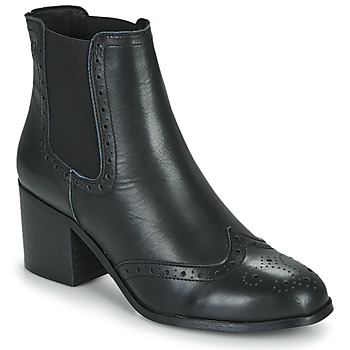 Chaussures Femme Bottines Betty London LARISSA Noir