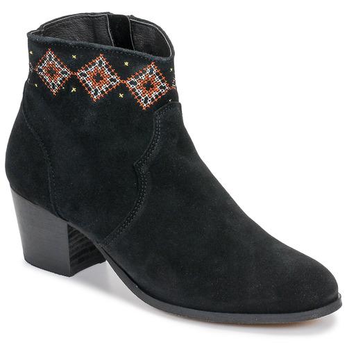 Chaussures Femme Bottines Betty London LAURE-ELISE Noir