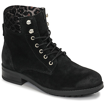 Chaussures Femme Boots Betty London LIVIANE Noir