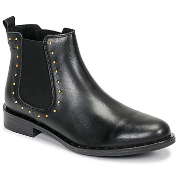 Chaussures Femme Boots Betty London LIZENN Noir