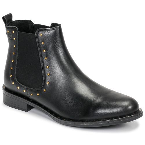 Chaussures Femme Boots Betty London LIZENN Noir