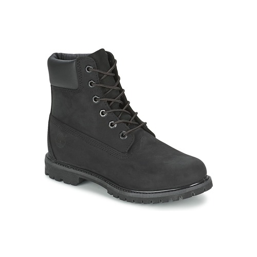 Chaussures Femme Boots Timberland 6IN PREMIUM BOOT - W Noir