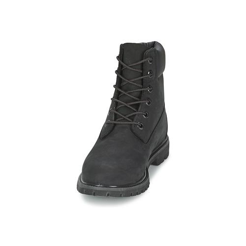 Boots 6in BootW Noir Femme Premium Timberland doErCWQxeB