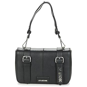 Sacs Femme Sacs porté épaule Love Moschino JC4273 Noir