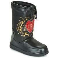 Chaussures Femme Bottes de neige Love Moschino SKI BOOT Noir