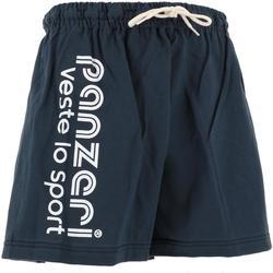 Vêtements Homme Shorts / Bermudas Panzeri Uni a acier jersey shor Gris Anthracite foncé