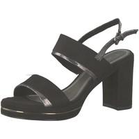 Chaussures Femme Sandales et Nu-pieds Marco Tozzi 28382 noir