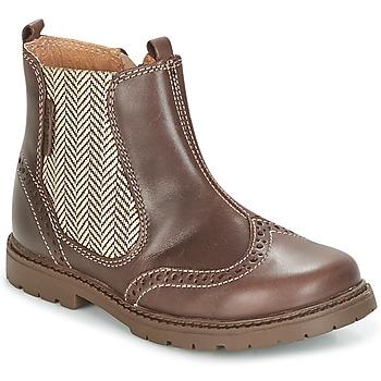 Bottines / Boots Start Rite DIGBY Marron 350x350
