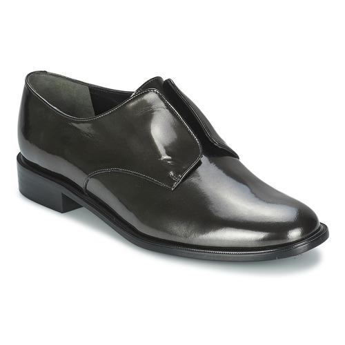 Chaussures Femme Derbies Robert Clergerie JAM Gris