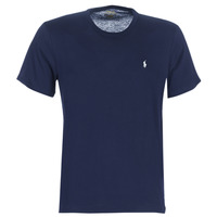 Vêtements Homme T-shirts manches courtes Polo Ralph Lauren S/S CREW-CREW-SLEEP TOP Marine
