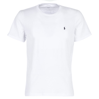 Vêtements Homme T-shirts manches courtes Polo Ralph Lauren S/S CREW-CREW-SLEEP TOP Blanc