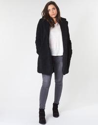 Vêtements Femme Manteaux Noisy May NMGABI Noir