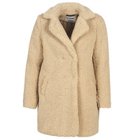 Vêtements Femme Manteaux Noisy May NMGABI Beige