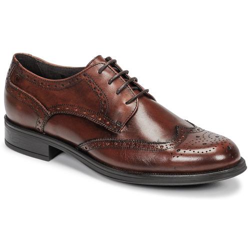 Chaussures Homme Derbies Carlington LOUVIAN Marron