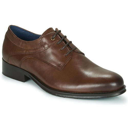 Chaussures Homme Derbies Carlington LUCIEN Marron