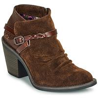 Chaussures Femme Bottines Blowfish Malibu LAMA Marron