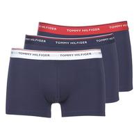 Sous-vêtements Homme Boxers Tommy Hilfiger PREMIUM ESSENTIALS-X3 Marine