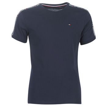 Vêtements Homme T-shirts manches courtes Tommy Hilfiger AUTHENTIC-UM0UM00562 Marine