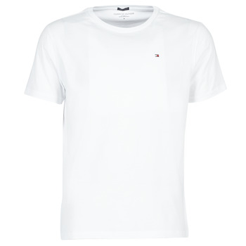 Vêtements Homme T-shirts manches courtes Tommy Hilfiger COTTON ICON SLEEPWEAR-2S87904671 Blanc