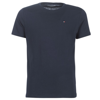 Vêtements Homme T-shirts manches courtes Tommy Hilfiger COTTON ICON SLEEPWEAR-2S87904671 Marine