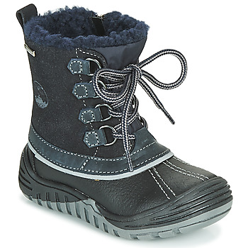 Chaussures Enfant Bottes de neige Primigi FLEN-E GORE-TEX Bleu