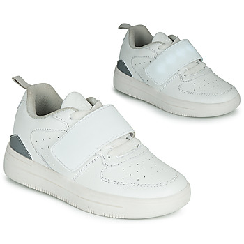 Chaussures Enfant Baskets basses Primigi INFINITY LIGHTS Blanc