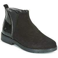 Chaussures Fille Boots Primigi FANTASY ROYAL Noir