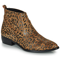 Chaussures Femme Boots Ippon Vintage GILL ARTY Camel