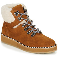 Chaussures Femme Boots Ippon Vintage RIDE LAND Camel