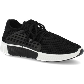 Chaussures Femme Baskets basses Suncolor AA611 Negro
