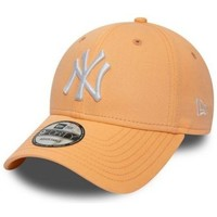 Accessoires textile Casquettes New-Era Casquette incurvée New York Yankees 9FORTY Rose