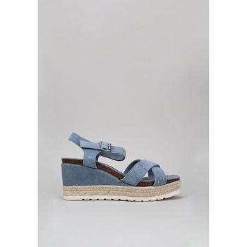 Chaussures Femme Sandales et Nu-pieds Carmela  Bleu