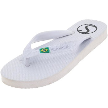 Treeker9 Marque Tongs  Pop Blanc Brasil...
