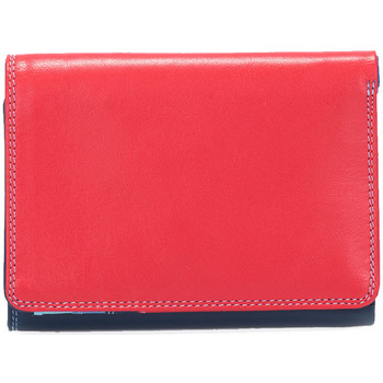Sacs Femme Portefeuilles Mywalit Portefeuille  cuir ref_46346 Rouge 12*9*2 Rouge