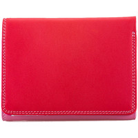 Sacs Femme Portefeuilles Mywalit Portefeuille  cuir ref_46345 Rouge 12*9*2 Rouge