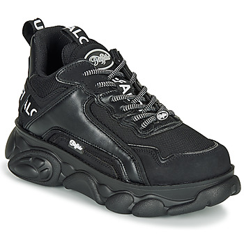 Chaussures Femme Baskets basses Buffalo CHAI Noir / Blanc