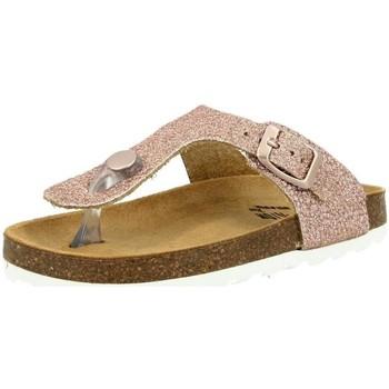 Chaussures Fille Sandales et Nu-pieds Plakton 111671 rose